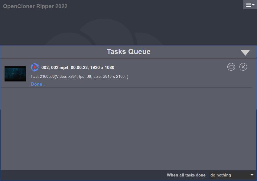 OpenCloner Ripper