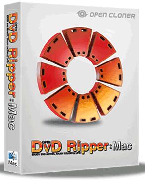 Open DVD Ripper for Mac Box