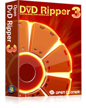 Open DVD Ripper Box