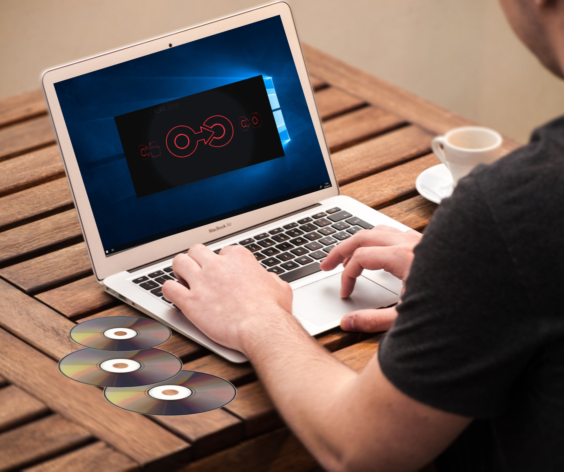 Copy a DVD Movie Using DVD-Cloner