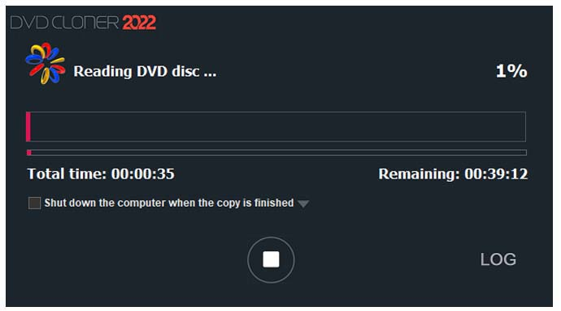 dvd-cloner reading-dvd