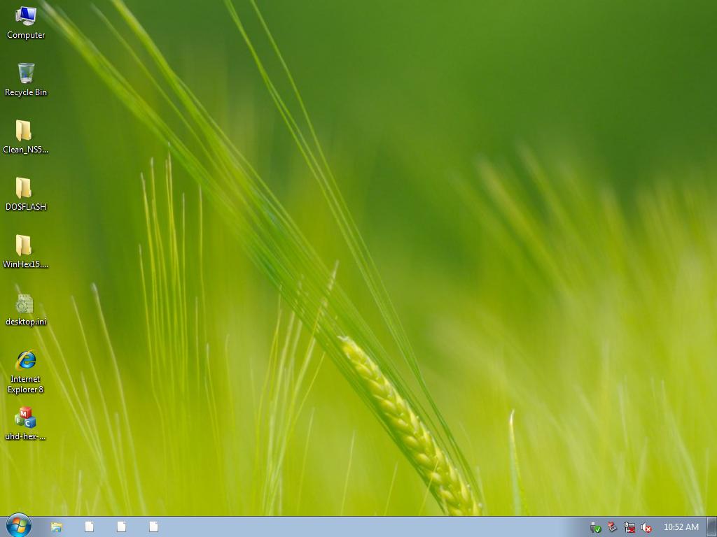 winpe desktop